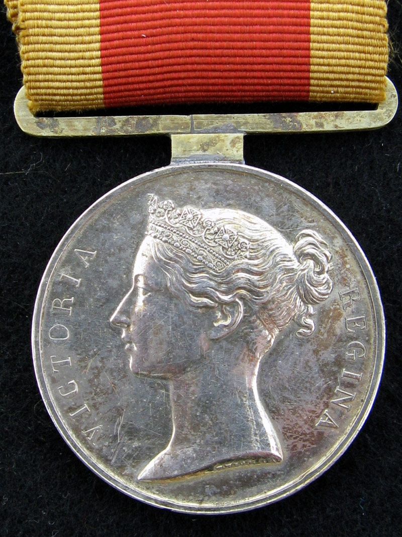 First China War Medal – 1842