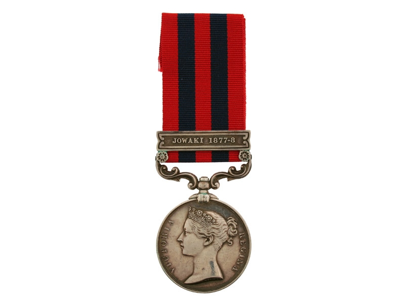 Indian General Service Medal 1854