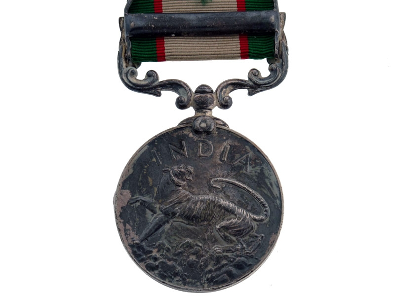 India General Service Medal 1936-39,