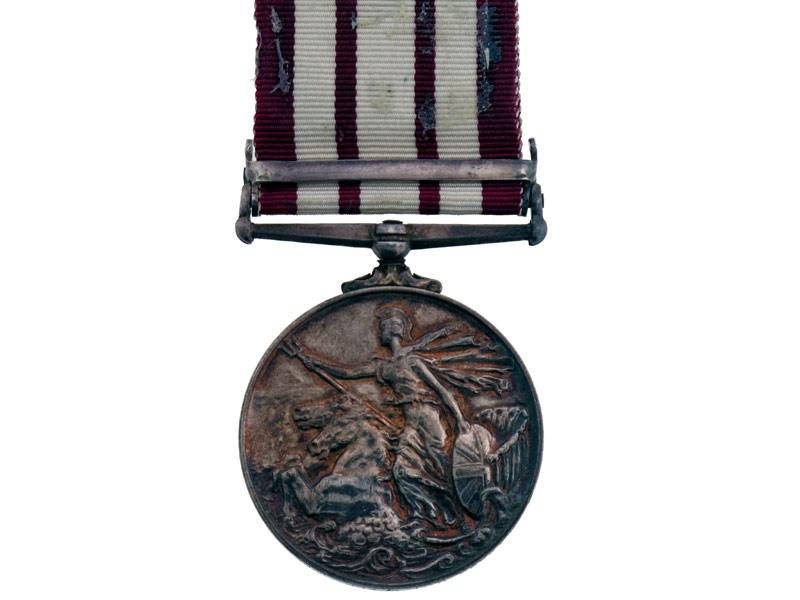 Naval General Service Medal - Cyprus