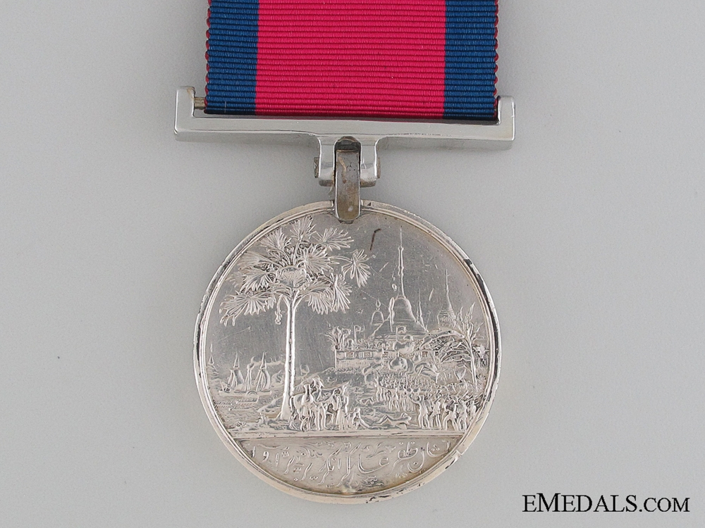 Honourable East India Company Burma Medal 1824-26