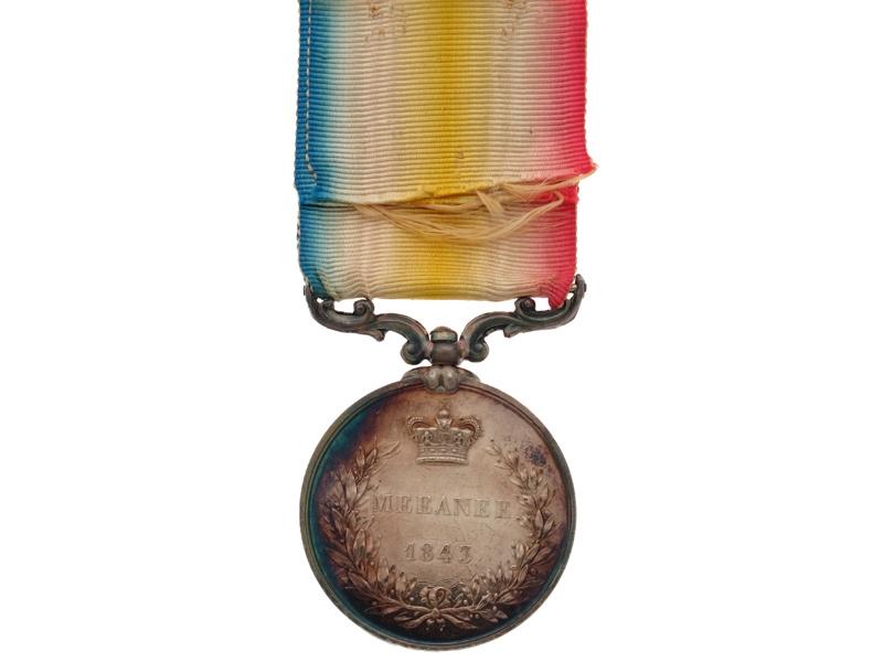 Scinde Medal 1843,