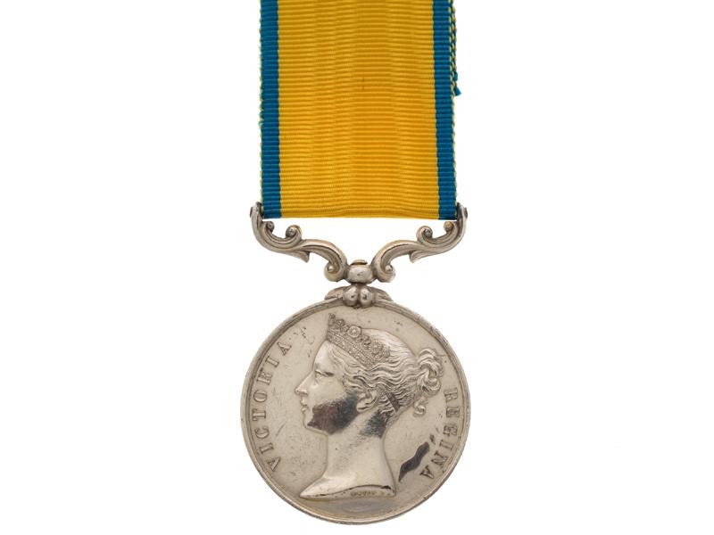 Baltic Medal 1854-55,