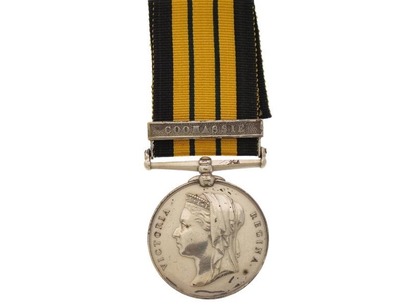 Ashantee Medal 1873-74,