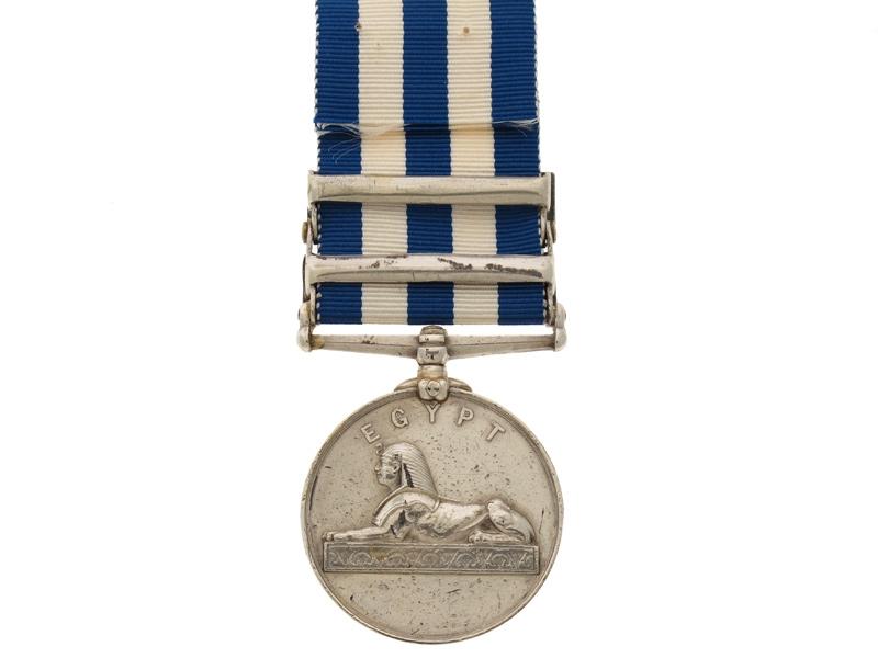 Egypt Medal 1882- 89,
