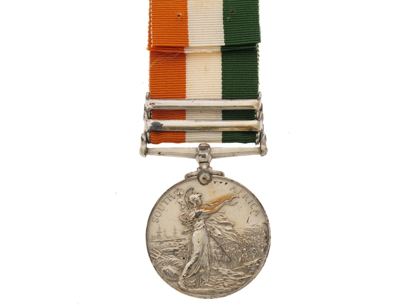 King's South Africa Medal 1901-02,