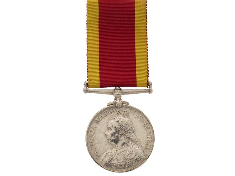 China Medal 1900,