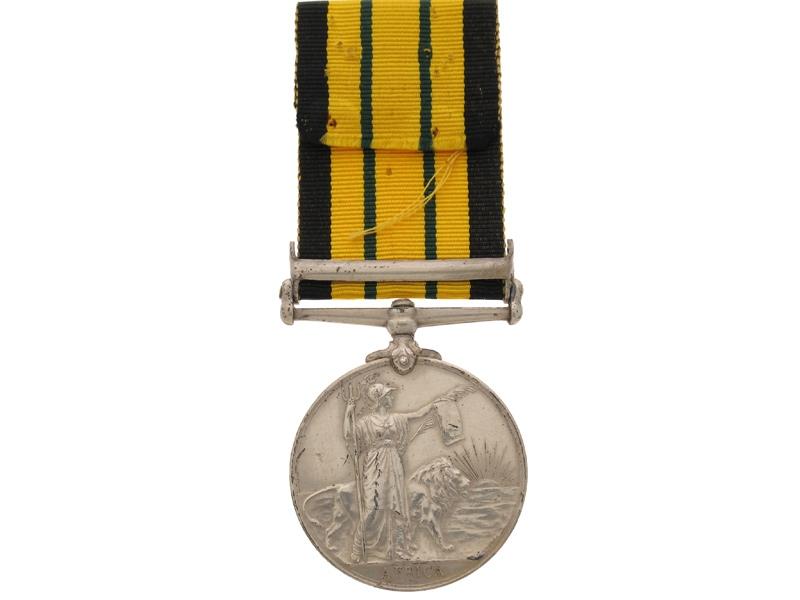 Africa General Service Medal 1899-1956,