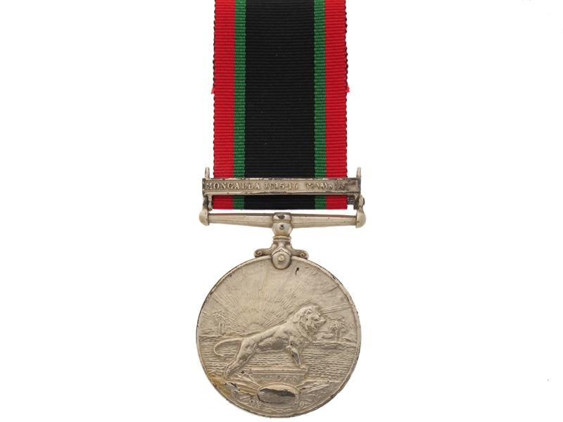 Kheduve's Sudan Medal 1910-22,