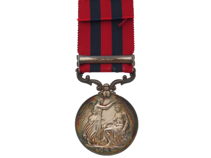 India General Service Medal 1849-95