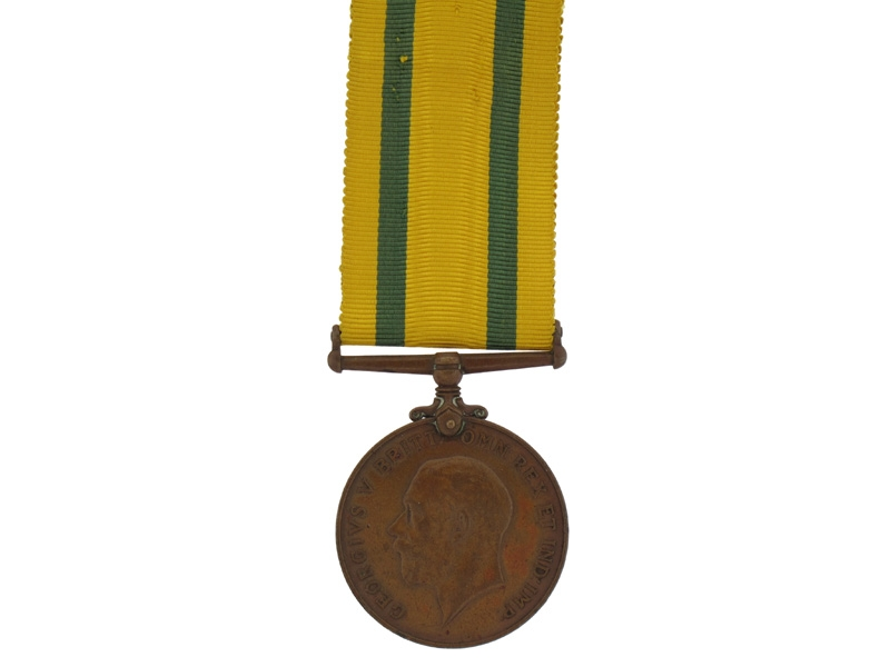 WWI Territorial Force War Medal