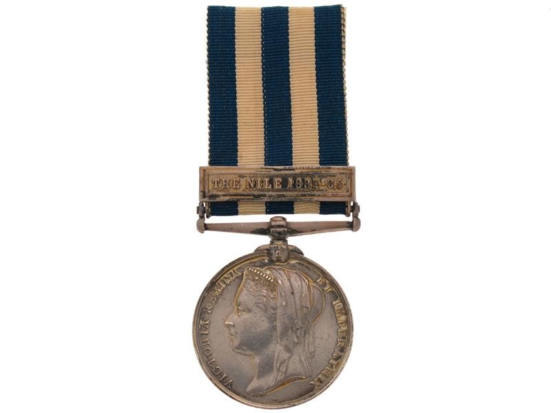 Egypt Medal 1882-1889