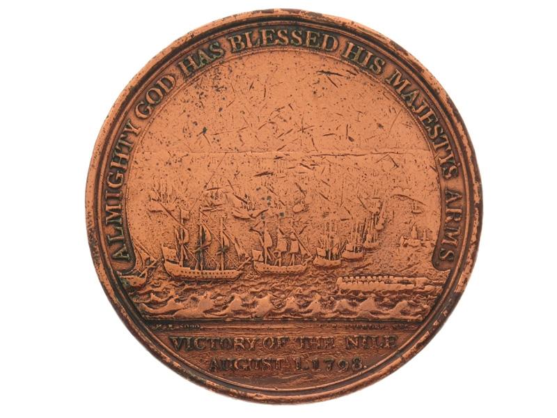 Davison's Nile Medal 1798