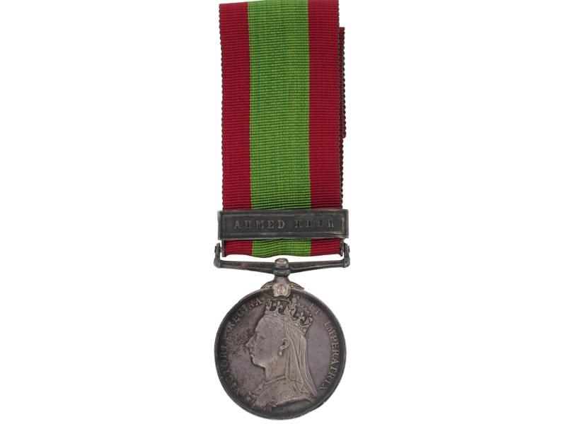 Afghanistan Medal 1878-1880