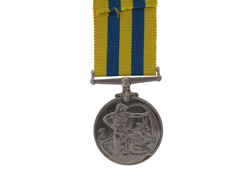 Korea Medal 1950-53, Royal Navy