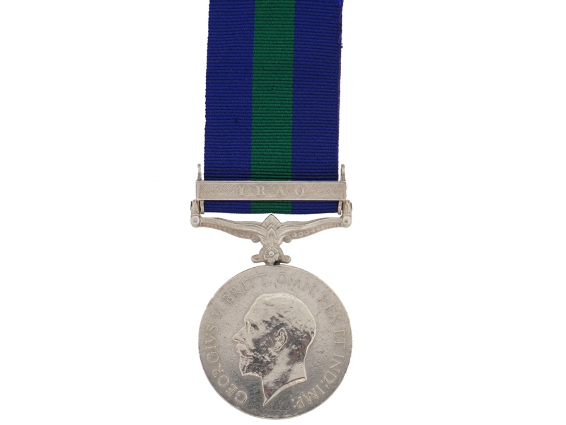 General Service Medal 1918-62