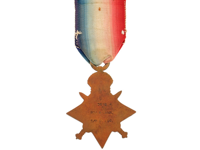 1914 Star with Mons Clasp
