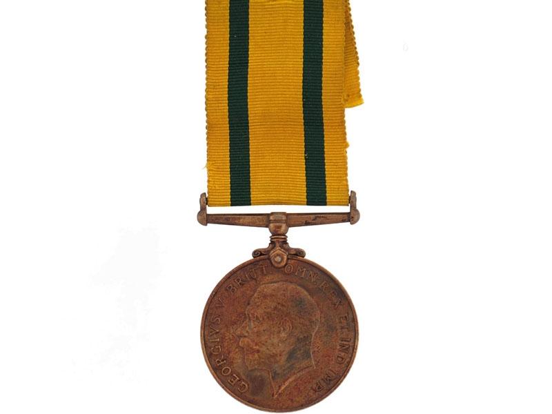 Territorial Force War Medal, 1914-1919