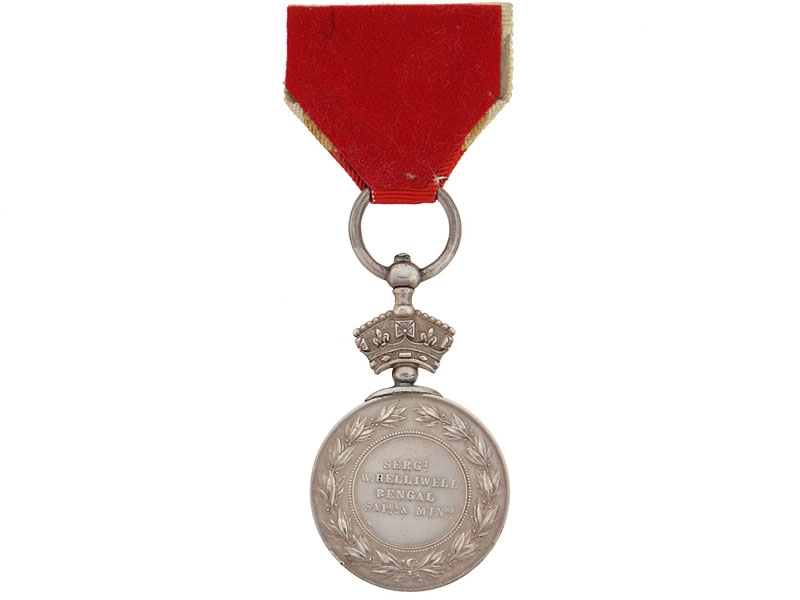 Abyssinian War Medal, 1867-1868