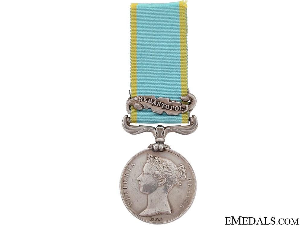 Crimea Medal 1854-56