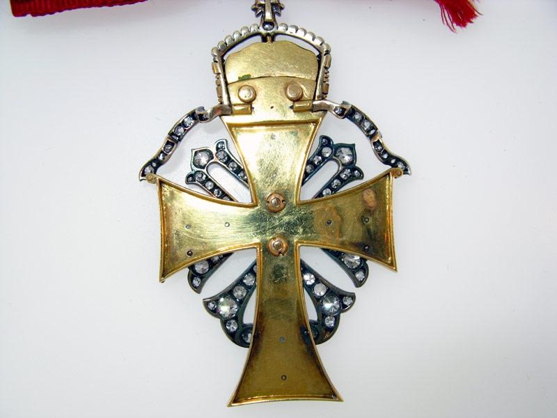 Royal Household Badge,