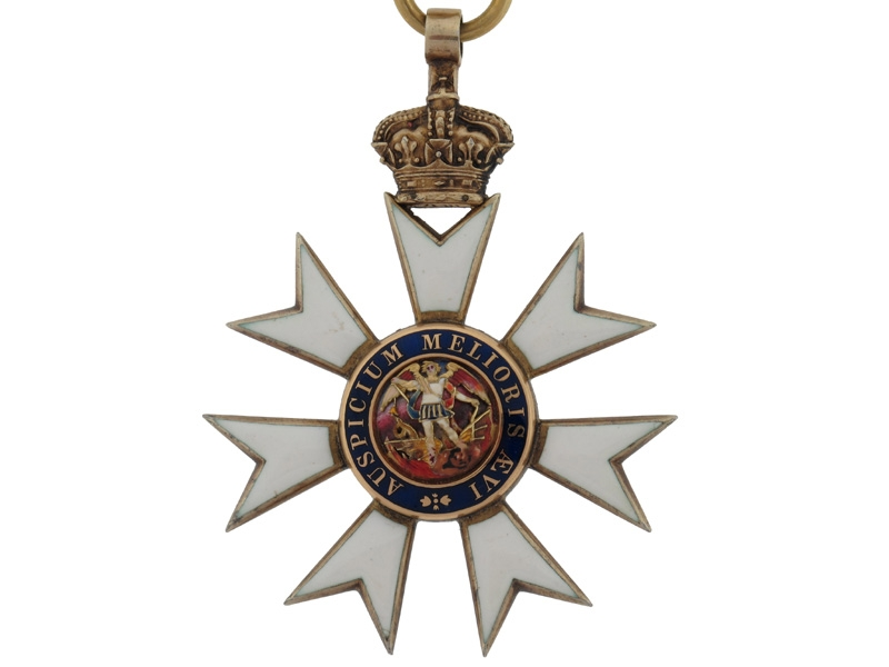 The Most Distinguished Order of St. Michael