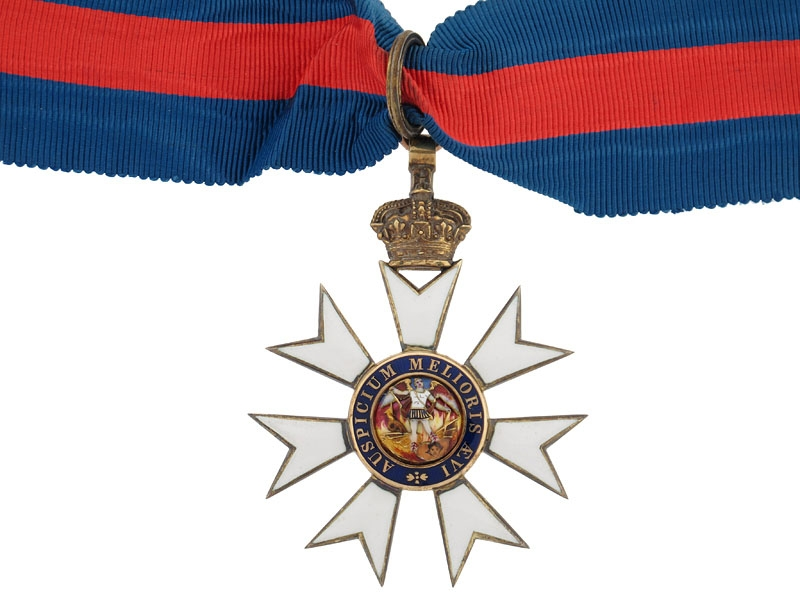 Order of St, Michael and St. George C.M.G.