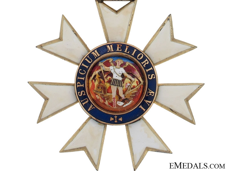 The Most Distinguished Order of St. Michael and St. George, K.C.M.G.