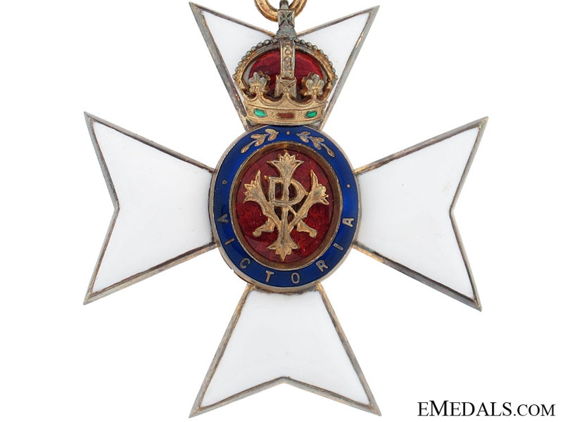 The Royal Victorian Order, C.V.O.