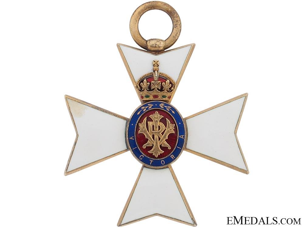 The Royal Victorian Order, G.C.V.O.