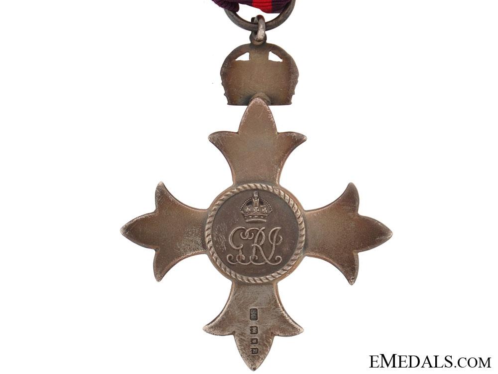 Order of the British Empire (OBE)