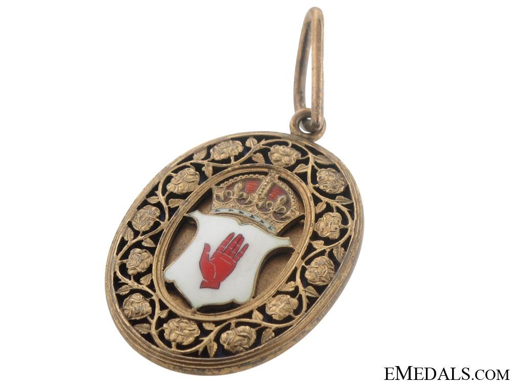 The Baronet's Badge