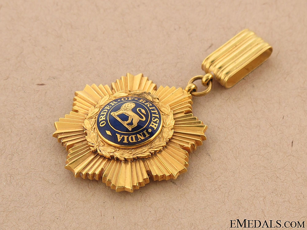 Order of British India - 2nd Class