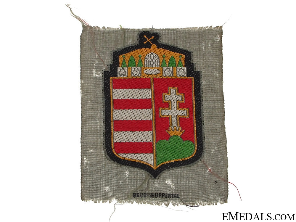 Bevo Hungarian Foreign Volunteer Shield