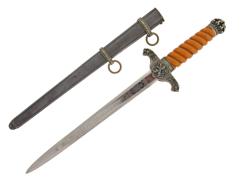 Scarce Bulgarian Dagger