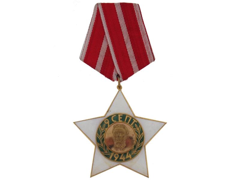 Order of the 9Th. September,