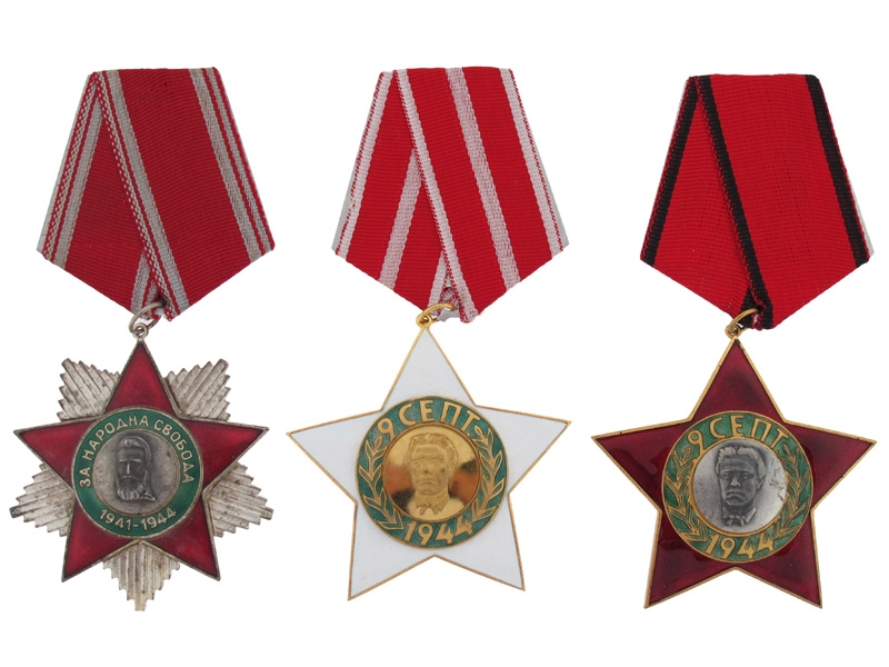 Three Socialist Orders
