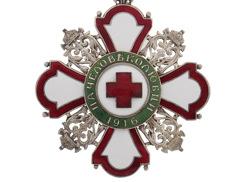 Red Cross Order