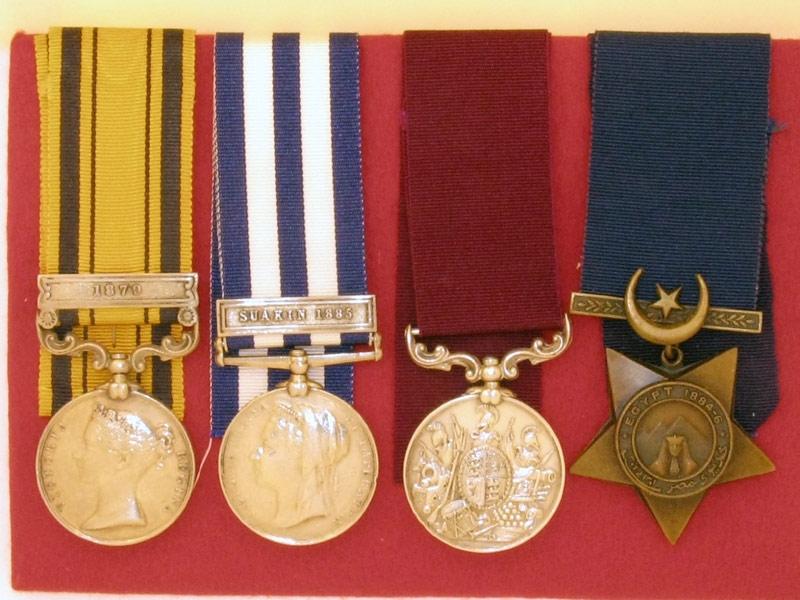 Four: Sapper W. Barnecutt, Royal Engineers