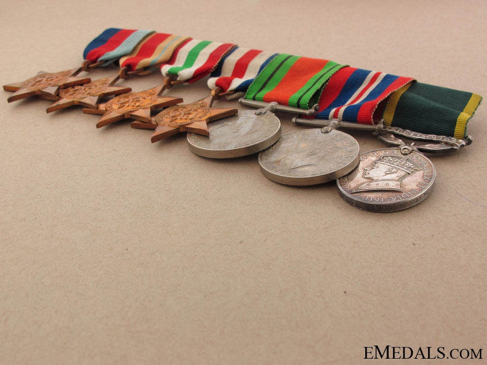 WWII Group of Seven