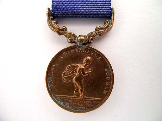 MINIATURE ROYAL HUMANE SOCIETY MEDAL