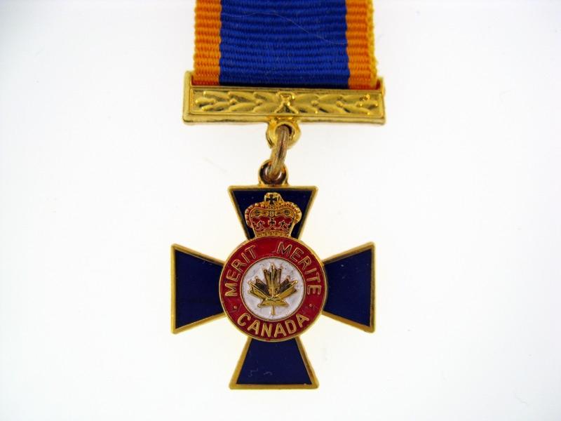 Miniature Canadian Order of Military Merit