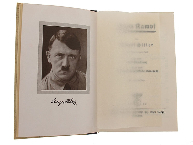 A Wedding Edition of Mein Kampf
