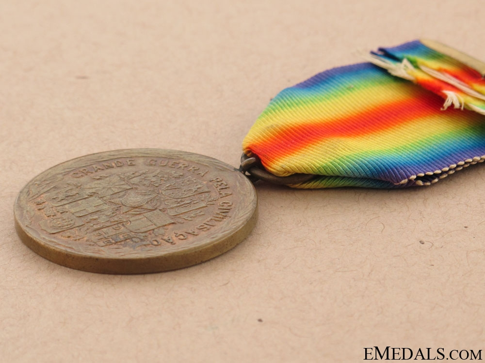 A First War Brazilian Victory Medal