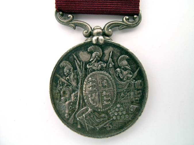 Army Long Service & Good Conduct Medal