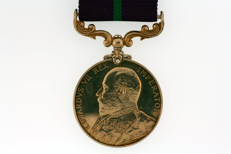 New Zealand Meritorious Service Medal,