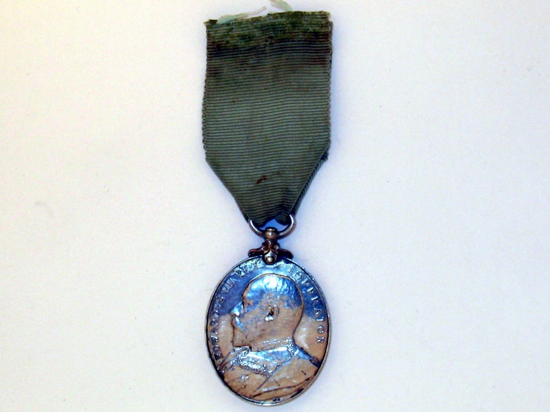 Militia Long Service & Good Conduct Medal,