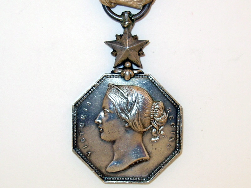 Arctic Medal 1818-55
