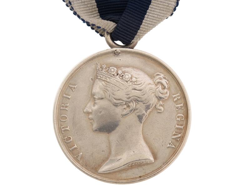 Royal Naval Long Service & Good Conduct Medal,