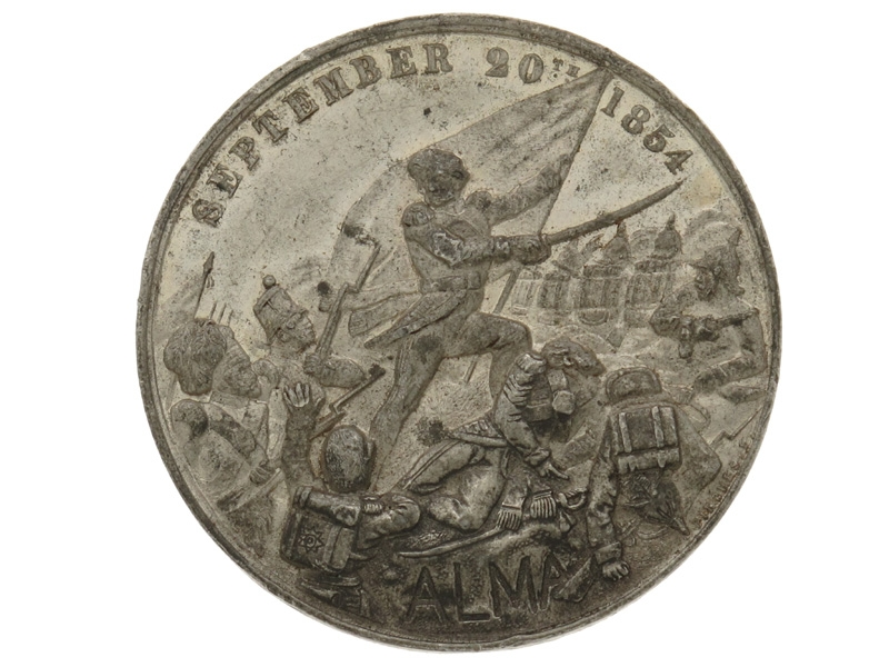 Victory at Alma 1854